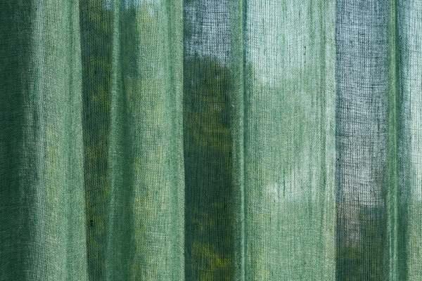 Vorhang Open aus 100% Hanf I Natürlicher Vorhang Kinnasand I 2 Schals