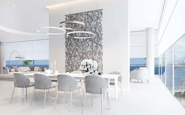 Washi Unique aus Japanischer Maulbeerbaum-Rinde/ Japan Papier I Raumteiler, Objekt vor Wand/Fenster