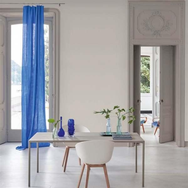 Leinenvorhang Valloire Designers Guild I in vielen modernen Farben I Wunschmaß