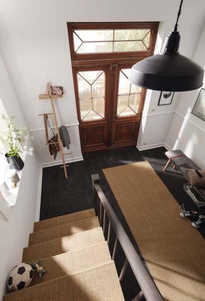 Sisal Teppichläufer Nature Stapazierfähiger Teppich für den Eingangsbereich/Flur I Jedes Wunschmaß