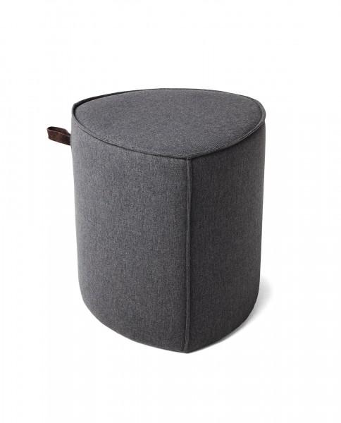 """Design Hocker (klein) Sammy I Fabric: """"Woolen"""" von Jab Anstoetz"""