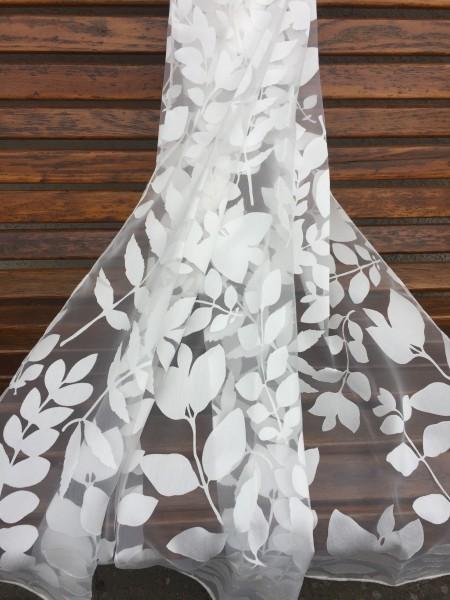 Vorhang Giuliano - floraler Ausbrenner - 1 Stück von Jab Anstoetz Fabrics