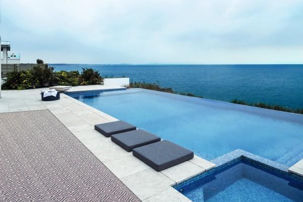 Patio Design I hochwertiger Design Indoor &Outdoor Teppich Jab Anstoetz
