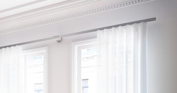 Interstil Wing Wellenvorhangsystem I Wand-/Deckenmontage