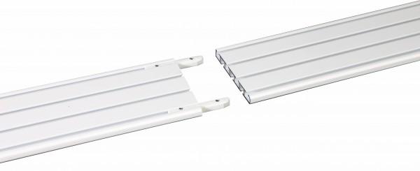 Schienenverbinder für Aluminium Gardinenschienen von Döfix
