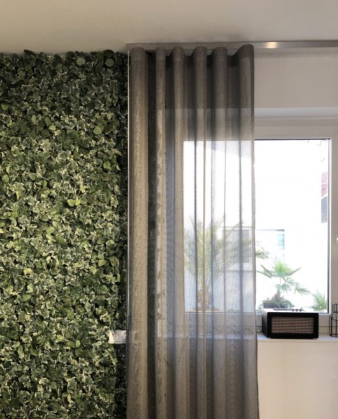 Design Vorhang Effect halbtransparent auf Maß I Jab Anstoetz